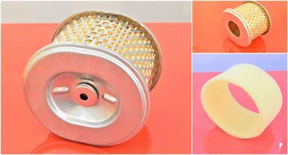 Picture of vzduchový filtr do Hinowa HP850 A/B motor Honda GX270 částečně ver2 filter filtre