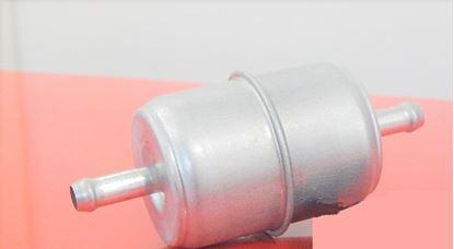 Image de palivový potrubní filtr pro Kubota KX 41 KX41 motor D 1105BH