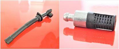 Obrázek olejová hadička a filtr sada Stihl 017 MS 170 MS170 018 MS180 MS 180