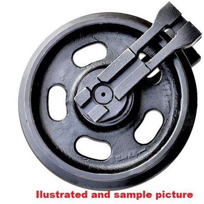 Image de idler roue folle pour Fiat-Hitachi FH22