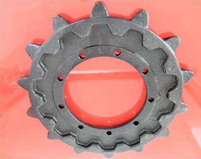 Image de pignon turas roue motrice pour Yanmar B15-3 B15 -3 B153
