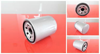 Picture of olejový filtr pro Hitachi minibagr EX 25 motor Isuzu 3KR2 filter filtre