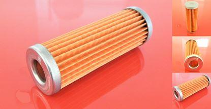 Image de palivový filtr do Schaeff minibagr HR 4 A motor Mitsubishi K3E do serie 356/0283 filter filtre