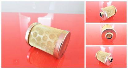 Bild von palivový před filtr do Kubota minibagr KX 018-4 motor Kubota D 902-BH filter filtre