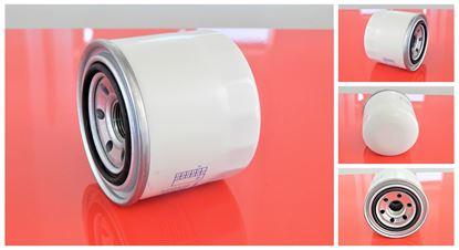 Obrázek olejový filtr pro Komatsu PC20-7 od číslo serie F20001 motor Yanmar filter filtre