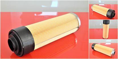 Obrázek hydraulický filtr pro Ahlmann nakladač AL 7 C D G motor Perkins 3.152.4 částečně ver2 filter filtre