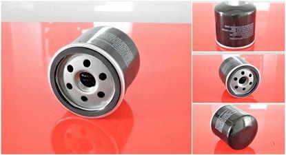 Image de palivový filtr do sroubovaci patrona do Kubota minibagr KX 101 motor Kubota V 1902 filter filtre