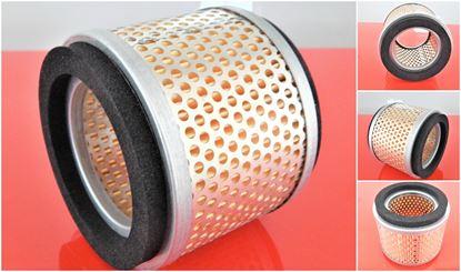 Obrázek vzduchový filtr do Ammann ACR68 motor Honda GX100 air luft filter filtre