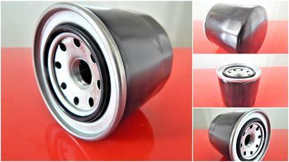 Obrázek hydraulický filtr pro Komatsu PC 08UU-1 motor Komatsu 2D68E (57790) filter filtre