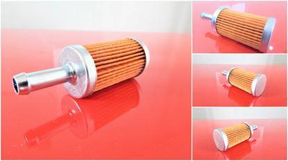 Bild von palivový filtr s rychloupinaci koncovkou do Ammann AVP 2920 motor Hatz 1B30 filter filtre