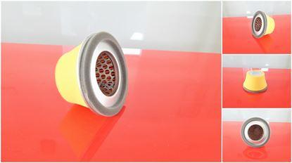 Image de vzduchový filtr do Bomag BP 6/30-W motor Robin EY 08D filter filtre