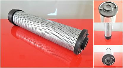 Obrázek hydraulický filtr pro Neuson 50Z3 od serie AH00579/AJ02777 motor Yanmar 4TNV88-BPNS (56848) i pro HY13624 WISMET WHE23823 BUSSE & KUNTZE HE6227 SENNEBOGEN 054523 filter filtre