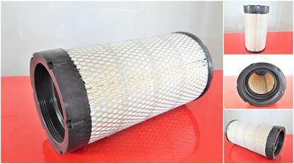 Image de vzduchový filtr do Bobcat nakladač T 250 Tier3 od serie A5GS/A5GT 11001 motor Kubota V 3800DITE3CB filter filtre