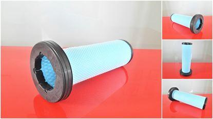 Image de vzduchový filtr patrona do Bobcat nakladač T 250 Tier3 od serie A5GS/A5GT 11001 motor Kubota V 3800DITE3CB filter filtre