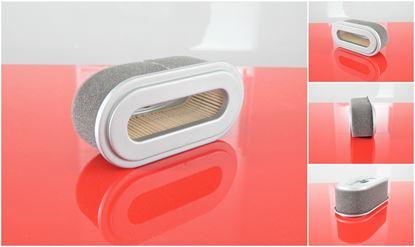 Obrázek vzduchový filtr do Ammann APF 1240 motor Robin-Subaru EX 13 filter filtre