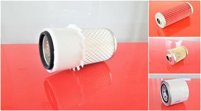 Image de filtre kit de service maintenance pour Komatsu PC10-7 serie 25001-27776 s motorem 3D78N-1 Set1 si possible individuellement