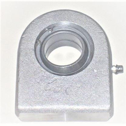 Bild von hydraulická kloubová hlavice pro bagr nakladač stavební stroj WS50N WS 50 N 50 mm k přivaření