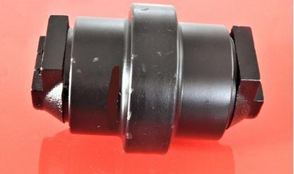 Picture of track roller for Doosan DX60 with rubber track