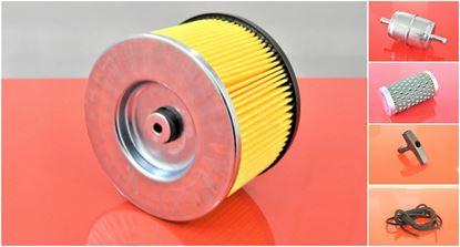Image de vzduchový filtr sada pro Bomag BP 25/48 D BP25/48D s motorem Hatz 1B20 filtr filter filtre filtro set satz kit service servis reparatur wartung