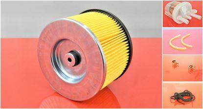 Obrázek sada filtrů do vibrační desky Bomag BPR 25/45D-3 Hatz 1B20 BPR25/45D3 BPR 25/45 D-3 BPR 25/50 D BPR25/50 D filtr filter filtre filtro set satz kit service servis reparatur wartung