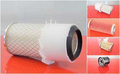 Image de filtre kit de service maintenance pour Yanmar B15 s motorem Yanmar 3TNE68-NBABSet1 si possible individuellement