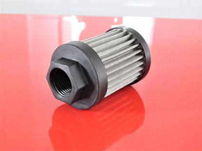 Image de hydraulický filtr sací filtr pro Yanmar minibagr B 15 B15 motor Yanmar 3TNE68-NBAB filter filtre
