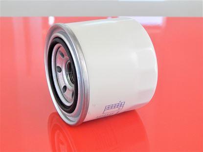 Obrázek olejový filtr do Komatsu PC35MR-2 Galeo motor Komatsu 3D88E-5P