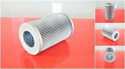 Obrázek hydraulický filtr pro Komatsu PC 35MR-2 GALEO motor Komatsu 3D88E-5P (96803) filter filtre