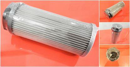 Image de hydraulický filtr sací filtr pro Yanmar minibagr B 15 B15 motor Yanmar 3TNE68-NBAB Hydraulic hydraulik filter filtre filtro