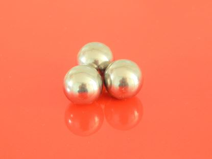 Picture of steel balls for tool holder fits Hilti TE1000 TE1500 TE1000AVR TE1500AVR set of 3pcs replace origin