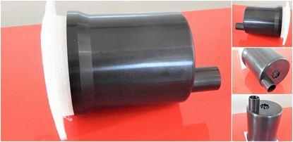 Bild von hydraulický filtr zpětný filtr pro Kubota minibagr KX41/3SV KX 41-3 SV motor Kubota D902BH filter filtre