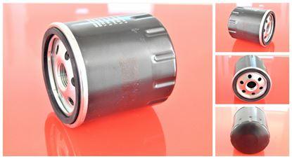 Obrázek motor olejový filtr Kubota minibagr KX 91-3a KX91-3a motor Kubota D 1503MEBH3ECN suP
