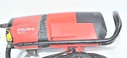 Image de Trépan carottier Hilti DD 350 DD350 - 220-240Volt utilisé en ETAT SUPÉRIEUR avec adaptateur 3pcs