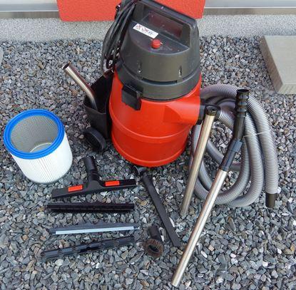 Obrázek vysavač HILTI TDA-VC 40 TDAVC40 TDA VC 40 TDA-VC40 univerzální použitý + hadice - Sauger Industriesauger vacuum cleaner