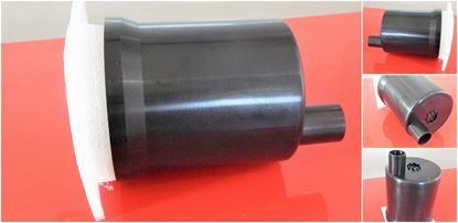 Obrázek hydraulický filtr pro Kubota minibagr KX018-4 motor Kubota D902BH (58224) filter filtre