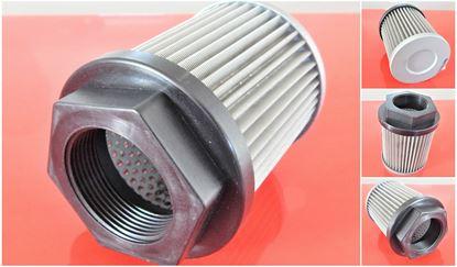Obrázek hydraulický filtr sací filtr pro Kubota minibagr KX 018-4 KX018-4 motor Kubota D 902-BH (59869) filter filtre