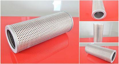Obrázek hydraulický filtr pro Hitachi minibagr ZX 17U-2 motor Yanmar 3TNV70 (53773) filter filtre