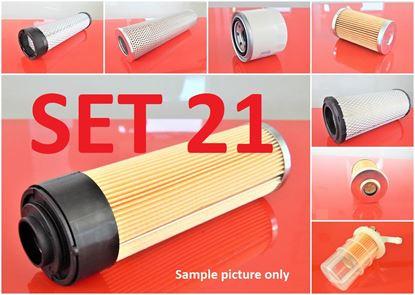 Image de Jeu de filtres pour Zeppelin ZLB902 Set21