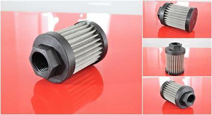 Image de hydraulický filtr-sací filtr pro Kubota minibagr K 008-3 K008-3 motor Kubota filter filtre