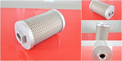 Image de hydraulický-zpětný filtr pro Kubota minibagr K 008-3 K008-3 motor Kubota filter filtre suP