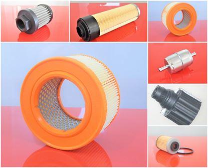 Imagen de filtro set kit de servicio y mantenimiento para Ammann AVH5030 s motorem Hatz 1D50S Set21 tan posible individualmente
