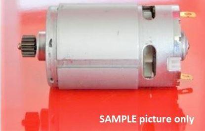 Bild von HILTI SF 22 A SF22A motorek nahradí original motorek 21,6 V DC engine akku motor