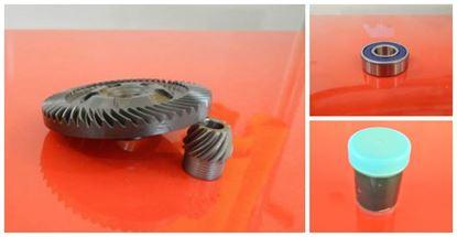 Image de Makita převod bruska 9049 9049S náhradí 226739-9 226740-4 Tellerrad Kegelrad bzw. zahnrad für getriebe gear in set kit engines engranaje