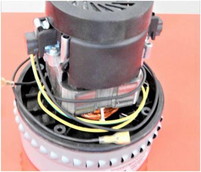 Image de Sací motor turbína vysavač do WAP SQ 550-11 SQ550 11 SQ 550-31 Saugturbnine engine for mentioned types 230V