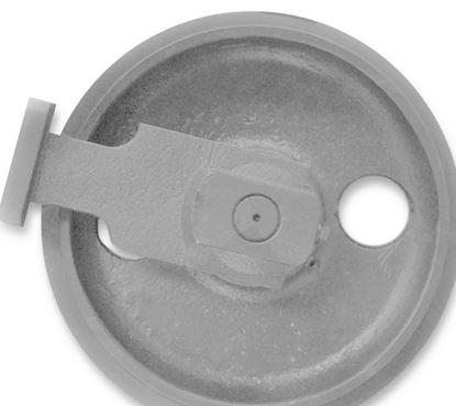 Obrázek vodící rolna napínací kolo idler pro Komatsu PC20-2 PC 20-2 PC20.2 PC20/2