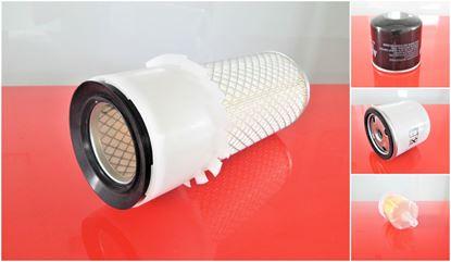 Obrázek servisní sada filtrů filtry pro Kubota KH014 KH14 Set1 filter filtre suP
