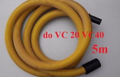 Obrázek hadice antistatická AS do Hilti VC 20 40 VC20 VC40 5m nahradí original