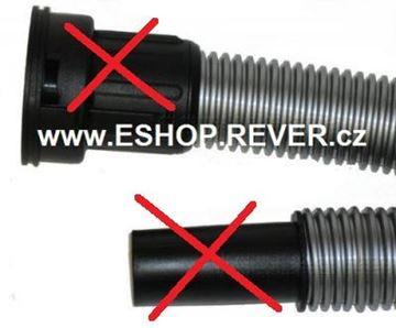Obrázek hadice do Bosch GAS25 GAS50 GAS 50 M 3m nahradí original sada praha