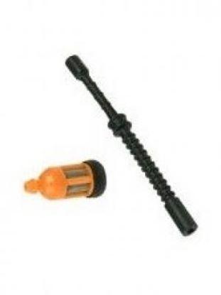 Obrázek hadička filtr paliva Stihl 026 stary model