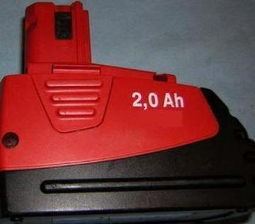Obrázek HILTI akumulátor baterie SFB150A 15,6 V 2,0 Ah do SF150 SF151 340471 battery
